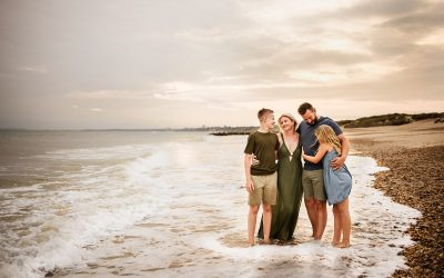 Hengistbury Head Family Photography
